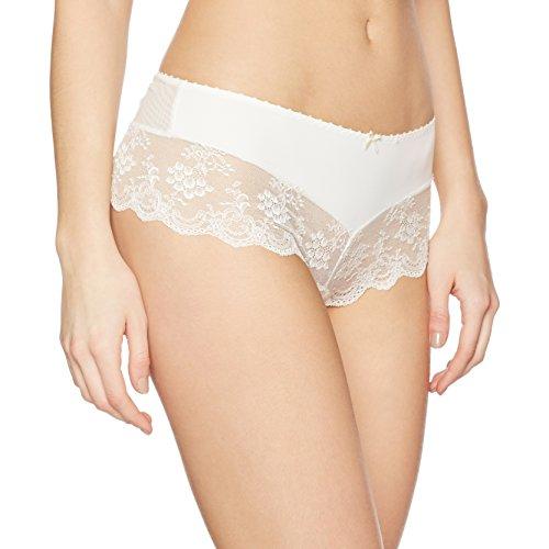 Aubade Damen Panties Saint Tropez Weiß (Perlmutt)
