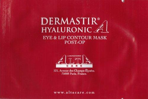 Dermastir Hyaluronic Post-OP Mask Eye & Lip Contour
