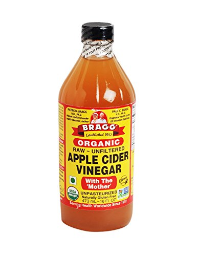 Bragg Organic, Raw, Unfiltered, With The Mother, Apple Cider Vinegar 16 oz (473 ml)
