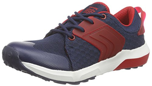 Geox J Blau Asteroid redc0735 Low A Jungen navy Boy top ppxwCZgqW
