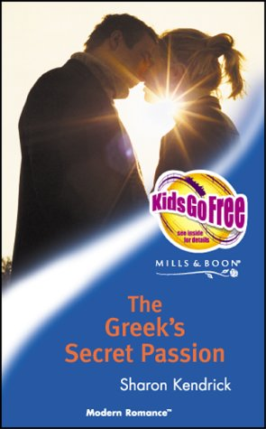 The Greek's Secret Passion (Mills & Boon Modern)