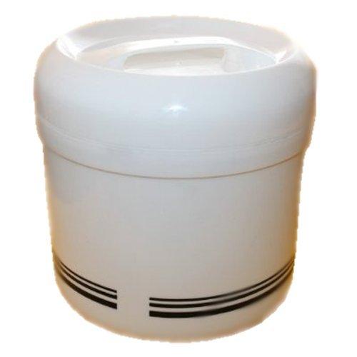 Eiswürfelbehälter Eiseimer 4 Liter Thermoeiswürfelbehälter