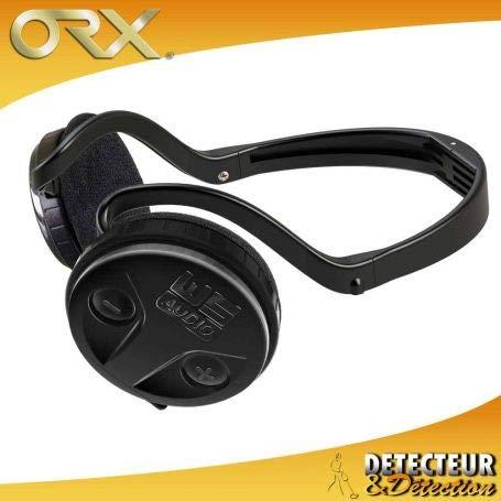 XP Metal Casque sans Fil WSA pour détecteur de métaux ORX