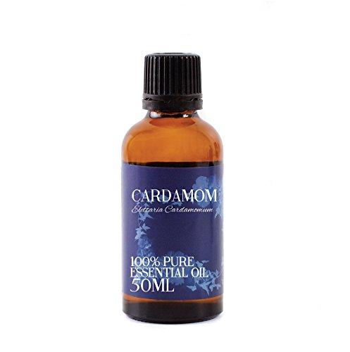 Mystic Moments Huile essentielle Cardamome–50ml–100% Pure