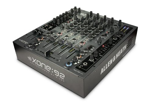 Allen Heath xone92-allen-heath Profi Mixer Xone 9212'