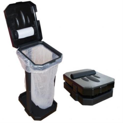 Preisvergleich Produktbild Leisurewize Caravan Camping Festival Portable Fold Away Eco Bin