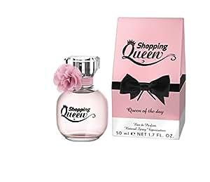 Shopping Queen - Queen of the Day Eau de Parfum, 1er Pack(1 x 50 milliliters)