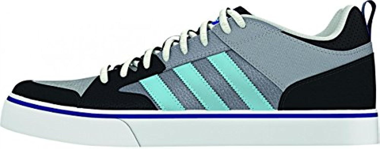 adidas  - varial 2.0 bas chaussures - Gris  adidas - 10 2c5af1
