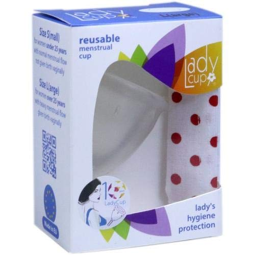 Ladycup L Menstruationstasse Gross 1 St