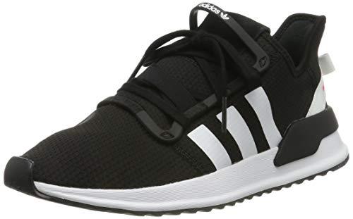 adidas U_Path Run, Scarpe da Ginnastica Uomo, Nero Ash Gre/Cblack, 40 EU