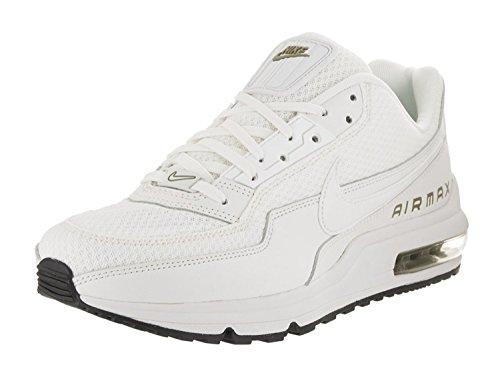 Nike Männer Air Max Ltd (Nike Men's Air Max Ltd 3 Prem Summit White/Summit White Running Shoe 9 Men US)