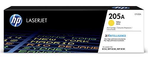 HP 205A (CF532A) Gelb Original Toner für HP LaserJet Pro M180, HP LaserJet Pro M181 -