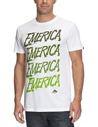 Emerica Blahka-blahka S/S Tee - T-shirt -Homme
