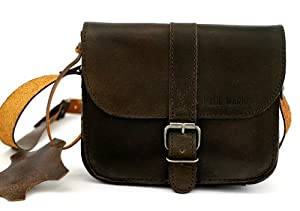 L'Essentiel (S) INDUS borsa pelle vintage borsa a mano, borsa a tracolla PAUL MARIUS Vintage & Retro