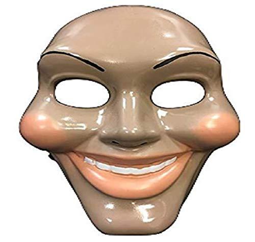 The Purge Original Gesicht Film Maske - Halloween Kostüm - Universalgröße - ()