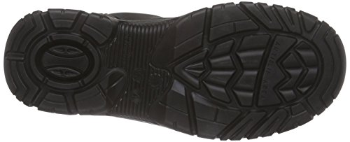 SanitaSan-Safe Colorado Boot - Scarpe Antinfortunistiche Unisex – Adulto Nero (Schwarz (Black 2))