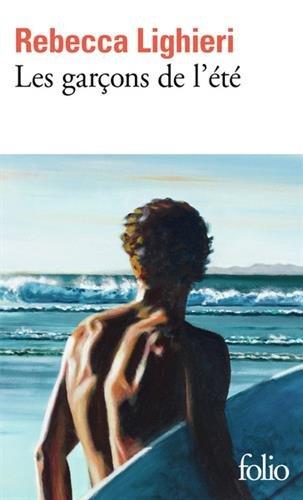 Les garçons de l'été par Rebecca Lighieri