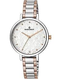 Radiant Reloj Analógico para Mujer de Cuarzo con Correa en Acero Inoxidable RA431607