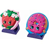 Shopkins Shaker Maker - D'Lish Donut and Strawberry Kiss