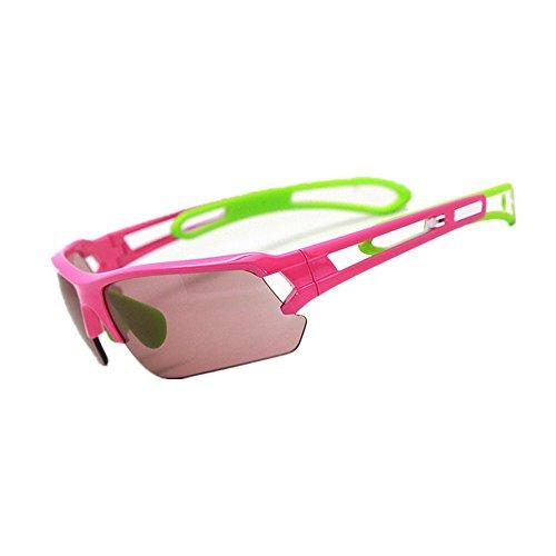 Der Geschmack von zu Hause Radfahren Brille Fahrrad Farbwechsel Brille Erwachsene Outdoor Brille Geeignet für Outdoor-Radsportliebhaber