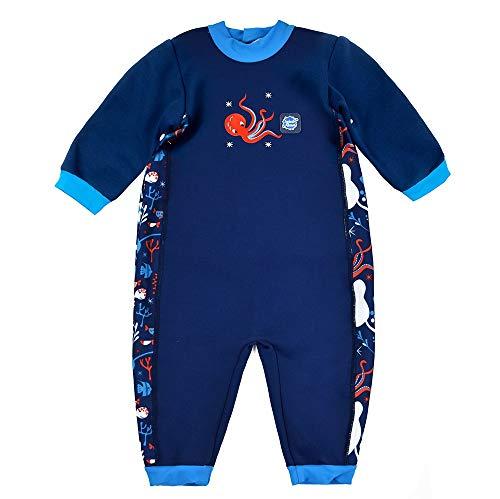 Splash About Baby Ganzkörper-Schwimmanzug, Under The Sea, 6-12 Monate