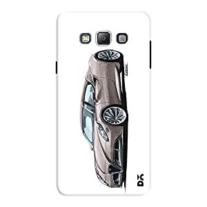 DailyObjects Alfa Romeo 8C Case For Samsung Galaxy A7