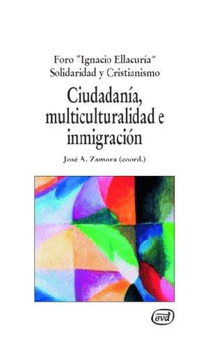 Descargar Libro Ciudadanía, multiculturalidad e inmigración de José A. Zamora (coord.)