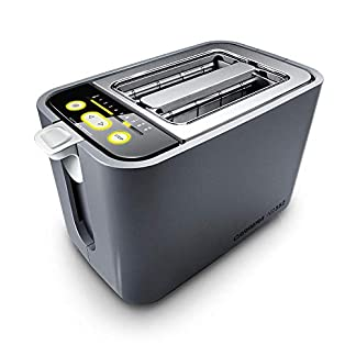 CARRERA-Toaster-No-552-Brtchenaufsatz-Doppelschlitz-Quarz-Keramik-Heizrhren