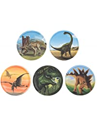 Ergobag Accessoires Klettbilder-Set 5-tlg Kletties Dinos 010 dinos