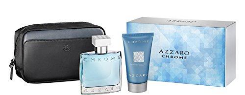 Cofanetto chrome small bag - eau de toilette 30 ml + gel douche 50 ml + beauty