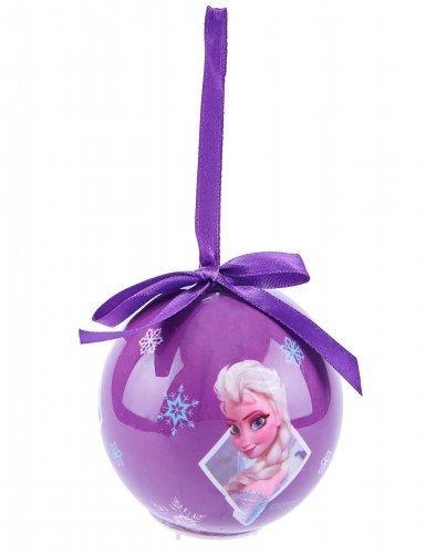 Generique - Boule Lumineuse La Reine des Neiges 7,5 cm Noël
