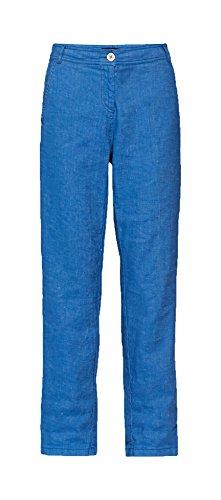 Pennyblack Laureto, Pantaloni Donna, Azzurro, 42