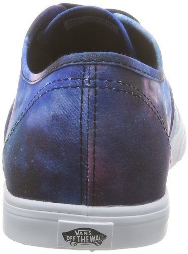 Vans AUTHENTIC LO PRO Unisex-Erwachsene Sneakers Blau (cosmic Galaxy)