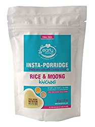Early Foods - (Trial Pack) Organic Rice & Moong Khichdi Mix 50g