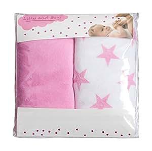 Copri-fasciatoio copri-cuscino con sponde - 2 pezzi