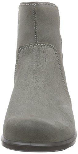 Ecco  ECCO TOUCH 25 B, Bottes Chelsea courtes, doublure froide femmes Gris - Grau (Warm Grey)