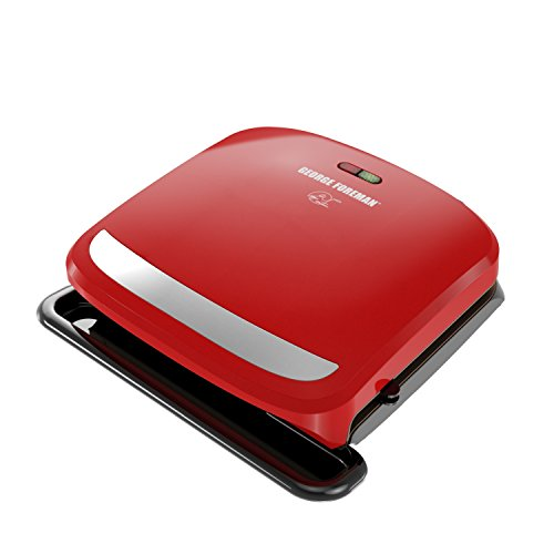 george-foreman-grp360r-4-serving-removable-plate-360-grill-red-by-applica-incorporated-dba-black-and