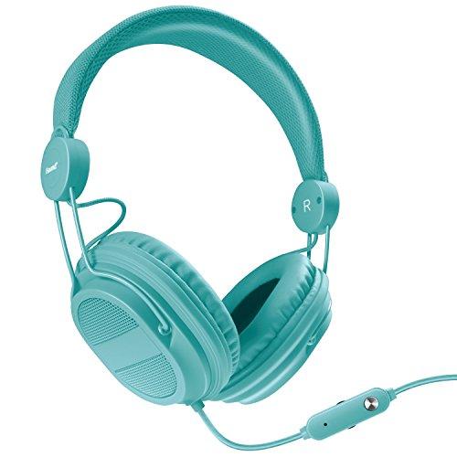 iSound ISOUND-Kid Friendly Kopfhörer mit Mikrofon und Musik Volumen