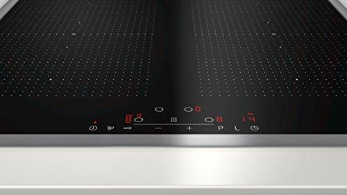 Neff T56BD60N0 Kochfeld Elektro / Induktion / 58,30 cm / Kochstelle Glaskeramik / schwarz - 2