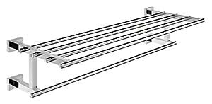 GROHE Barre Porte Serviettes 600 mm Essentials Cube 40512000 (Import Allemagne)
