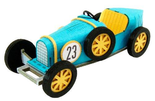 Petit et les voitures de course Minichua -1 MP01-136 (en papier) (japan import)