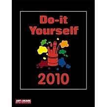Do-it-yourself Fotokalender 2010, groß/schwarz