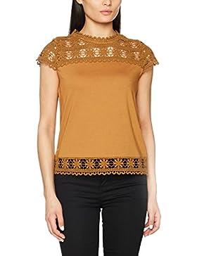 Naf Naf Camiseta Para MujerNaf N