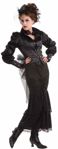 Forum Novelties ac541 Steampunk Victorian Lady Kleid (UK 10–14)