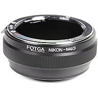 Fotga NIKON-M4/3 Nikon AI lens to Olympus/Panasonic micro 4/3 Adapter …