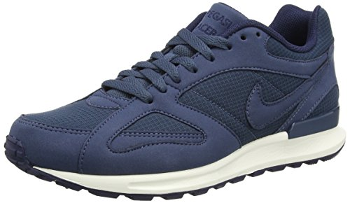 Nike Air Pegasus New Racer, chaussure de course homme Bleu (Sqdrn Blue/Sqdrn Bl-Mid Nvy-Sl)