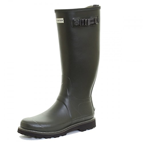 hunter-field-balmoral-ii-mens-wellington-boot-8-dark-olive