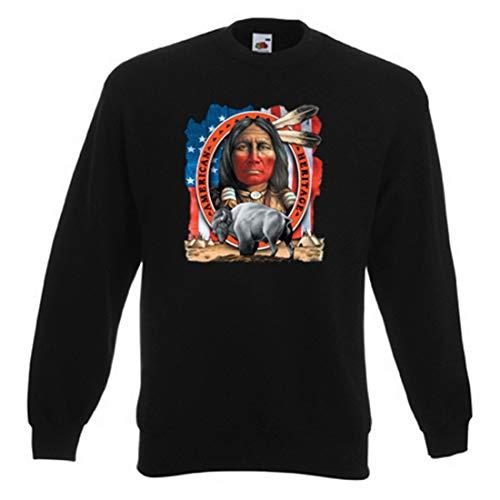 Art & Detail Shirt Sweater: American Heritage - American Heritage Sweatshirt