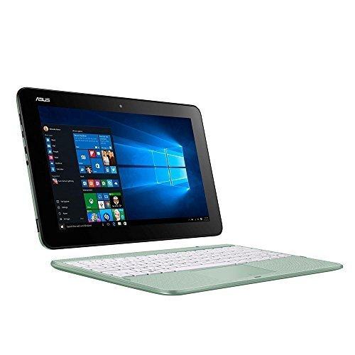 ASUS Transformer Book (T101HA-GR003T) 10.1-inch - 2 in 1 Laptop Tablet, Intel Atom Z8350, 2GB RAM,  32GB, Detachable Keybaord, Windows 10