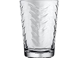 Pasabahce Toras Water Glass Set, 202ml, Set of 6
